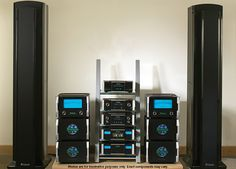 McIntosh Reference Music System: Our Most Powerful 2-Channel Home Audio System
