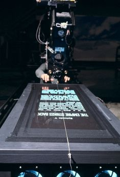 Making of THE EMPIRE STRIKES BACK (1980) | album 1 of 4 - Album on Imgur
