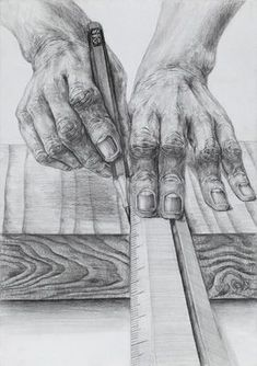 bleistiftzeichnung Bless these working hands Feet Drawing, Drawing Sketches, Sketching, Figure Drawing, Drawing Reference, Pose Reference, Cute Drawings, Pencil Drawings, Hand Kunst