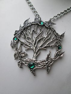 The tree of Gaea by ArcanaXIII on Etsy, $40.00