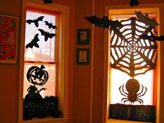 Decoração de Halloween - http://www.dicasdecoracao.com/decoracao-de-halloween/
