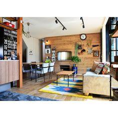 ディスプレイ/英字ロゴ/ブルックリンスタイル/転写シール/カフェ風/Little Owner…などのインテリア実例 - 2017-04-03 22:23:17 | RoomClip(ルームクリップ) California Style, Muji, Tiny House, Gallery Wall, Living Room, Interior Design, Chair, Table, Furniture