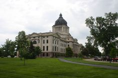 Top 5 Capitols in the United States Pierre South Dakota, South Dakota State, Column Capital, Capital City, Beautiful Buildings, Beautiful Homes, Dormer Windows, Moorish, Historical Society