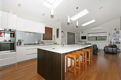 Make a house a home, with bamboo flooring, available from Plantation Design, Wellington & Auckland, NZ