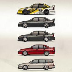 1d9365ac31a Best Cars Web Site - Carros do Passado - Chevrolet Omega