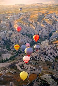 Cappadocia, Turkey  THE GREATEST ONCE IN A LIFETIME ADVENTURES [PART 2]