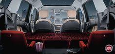 Fiat 500L Living – przestrzeń pełna wrażeń!