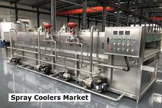 Global Spray Coolers Market Research Report - Radiant Insights Trend Analysis, Swot Analysis, Research Report, Market Research, Environmental Analysis, Marketing Channel, Coolers, Regional, South Korea