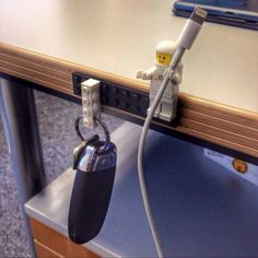 Lego Key Holder & Organizer