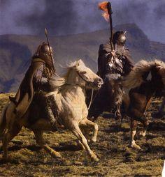 medievil horseback