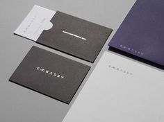 mini business card folder