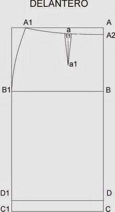 Para poder desarrollar el trazo básico de falda  tenemos que tener un cuadro de medidas de Tallaje Industrial   CUADRO DE MEDIDAS:         ... Wardrobe Rack, Sewing Patterns, Industrial, Cool Stuff, Fashion Design, Couture, Outfit, Cape Clothing, Modeling