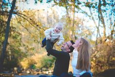 Life with three kids age 2 and under is like being in a snow globe somebody keeps shaking  | centralpennparent.com