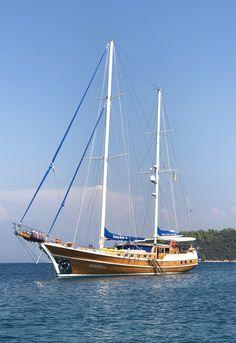 M/S ENDERIM-A Sailing Ships, Boat, Dinghy, Boats, Sailboat, Tall Ships, Ship