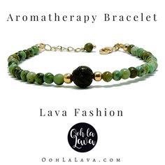 Lava Jewellery | Essential Oil Diffusing Bracelet. #lavafashion #essentialjewellery