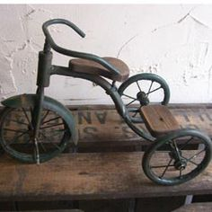 antique mini bike