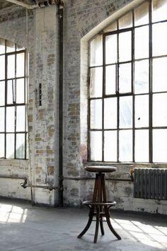 Windows | wall | warehouse