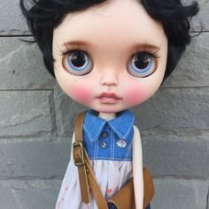 Custom Blythe Doll by Stablehouse No.180 by StableHouse on Etsy