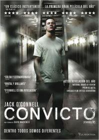 Convicto, drama familiar entre rejas