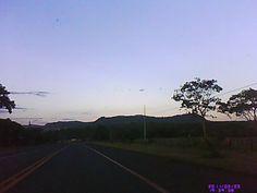 Viagens - Interior de Minas Gerais - Paisagem.