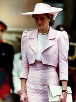 June 8, 1989:  Princess Diana receives the freedom of Northampton