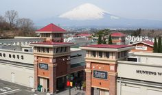 Do Business at Gotemba Premium Outlets®, a Simon Property.