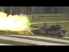 (2) French Army Shows Their Military Strength In NATO War Games - YouTube