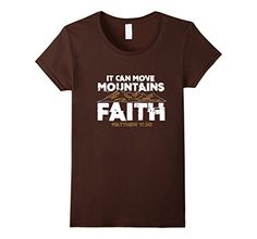 Women's I Can Move Mountains Faith T-shirt for Men & Wome... https://www.amazon.com/dp/B01LWHQDY9/ref=cm_sw_r_pi_dp_x_otdbybJSD00PY