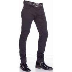 Cipo & Baxx Herren Jeans Clubwear Regular Straight CD 293