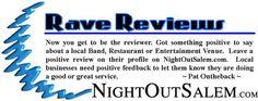 rave reviews