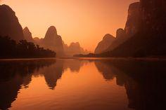 Guilin River, China