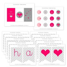 Free Valentine's Day Printables for @Parenting!