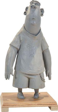Animation Art:Maquette, ParaNorman Alvin Original Animation Maquette (LAIKA,2012).... Image #1