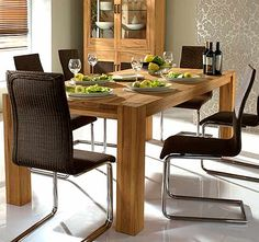 1000 images about dining rooms looms on pinterest. Black Bedroom Furniture Sets. Home Design Ideas