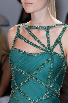 Zuhair Murad - Couture Fall, 2014 (Details)