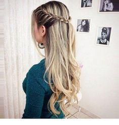 cute simple braided hairstyles for beautiful women's braids are called S. - cute simple braided hairstyles for beautiful women's braids are called S. … cute simple braided hairstyles for beautiful women's braids are called S. Box Braids Hairstyles, Pretty Hairstyles, Wedding Hairstyles, Simple Braided Hairstyles, Choppy Hairstyles, Hairstyle Ideas, Fashion Hairstyles, Hairstyles 2016, Pixie Haircuts