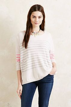 Striped Cashmere Jum