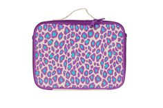 Honest Lunch Box in Leopard, collaboration with SoYoung #safe #insulated #delightful