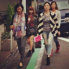 #harajuku #autumn2013 #fashiontrends By www.fashioninjapan.com
