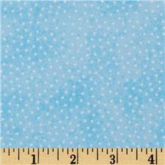 Comfy Flannel Micro Dot Blue