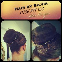 #Wedding #prom #hairstyle
