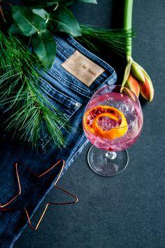 Christmas-essentials: Weihnachtsaperitif und perfekt sitzende Jeans, Santa darf kommen :-) Heute im Blog