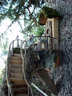 house ideas, garden ideas, fairi garden, cottage gardens, fairy houses