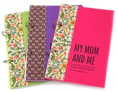 Introducing the Mother Daughter Journal
