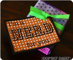 Nerd for you!
