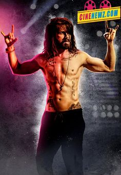 Check out Shahid Kapoor's Rockstar Look from 'Udta Punjab'!