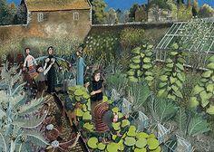 Richard Adams-The Kitchen Garden
