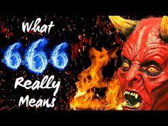 Secrets OfAngel Number 666 - 666 angel number meaning! - YouTube