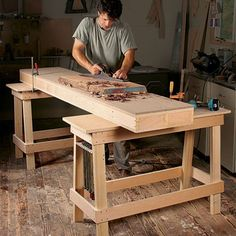 Forget What You Know About Workbenches