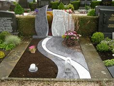 Cemetery Decorations, Granite, Stepping Stones, Sidewalk, Bodo, Potty Training, Outdoor Decor, Nature, Projects
